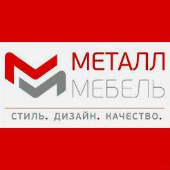Логотип фабрики «Металл Мебель»