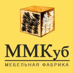 Логотип фабрики «ММКуб»