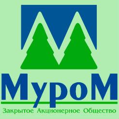 """Логотип ЗАО """"Муром"""""""