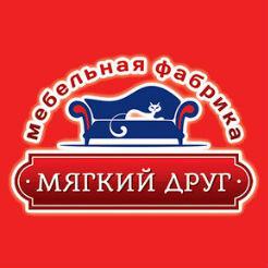 Логотип фабрики «Мягкий друг»
