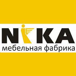 Логотип фабрики «Ника»