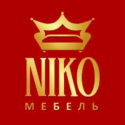 Логотип фабрики NIKO мебель