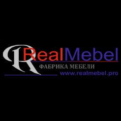 Логотип фабрики «Real Mebel»