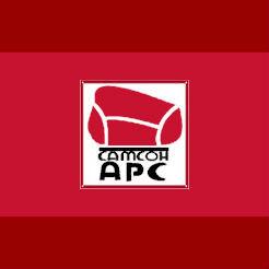 Логотип фабрики «Самсон АРС»