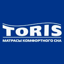 Логотип фабрики «ТОРИС»