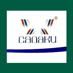 Логотип фабрики Садаки