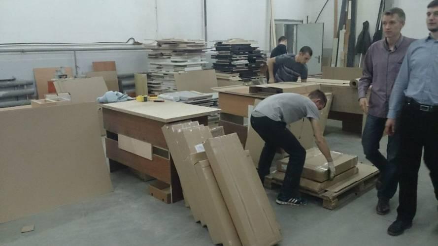 Фото фабрики «Проспект Мебели»