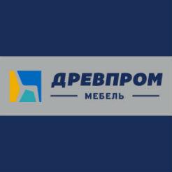 Логотип фабрики «ДревПром»