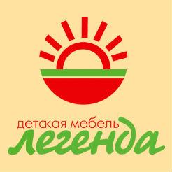 Логотип фабрики «Легенда»