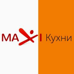 Логотип фабрики «Maxi Кухни»