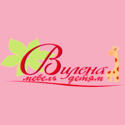 Логотип фабрики «Вилена»