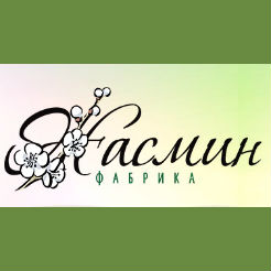 Логотип фабрики «Жасмин»