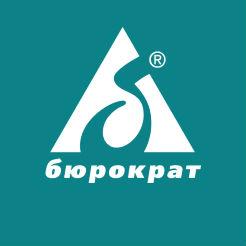 Логотип фабрики «Бюрократ»