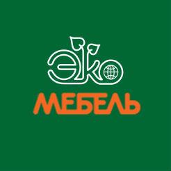 Логотип фабрики «Экомебель»