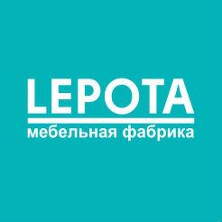 Логотип фабрики «Lepota»