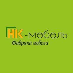 Логотип фабрики «НК-мебель»
