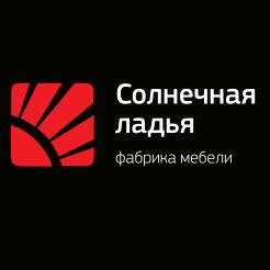 Логотип фабрики Солнечная ладья