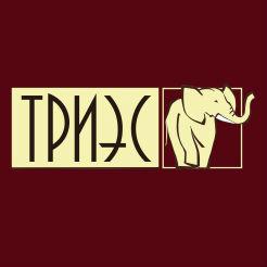 Логотип фабрики «ТРИЭС»
