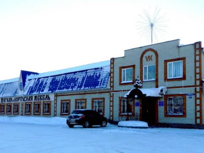 Фото фабрики «Владикор»
