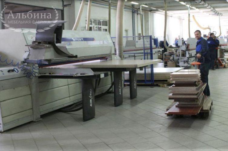 Фото фабрики «Альбина»