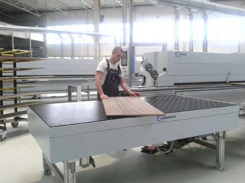 Фото фабрики «Антей»