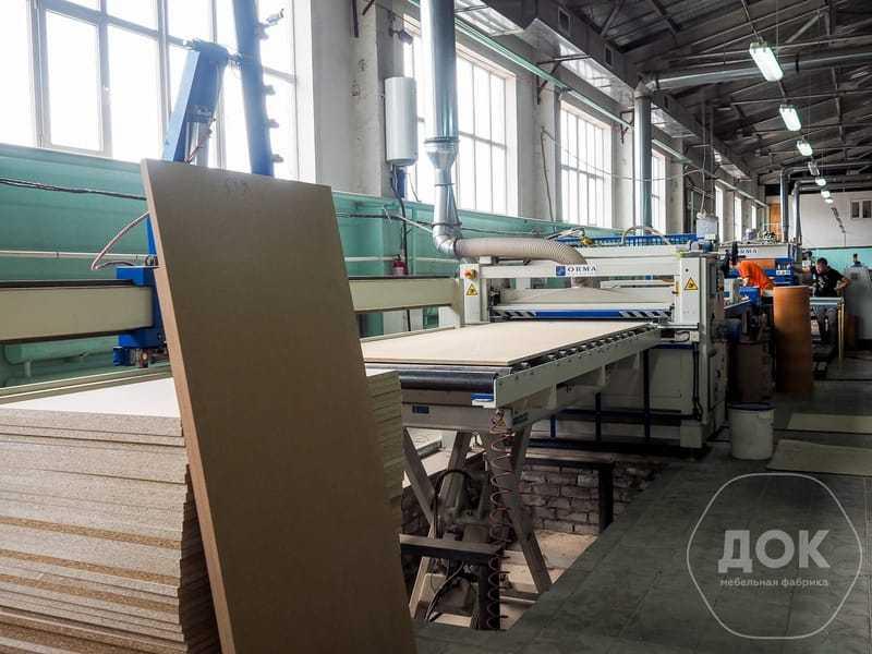 Фото фабрики «ДОК-сервис»