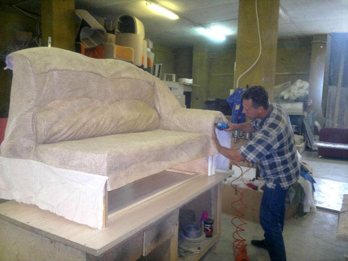 Фото фабрики «STOP-мебель»