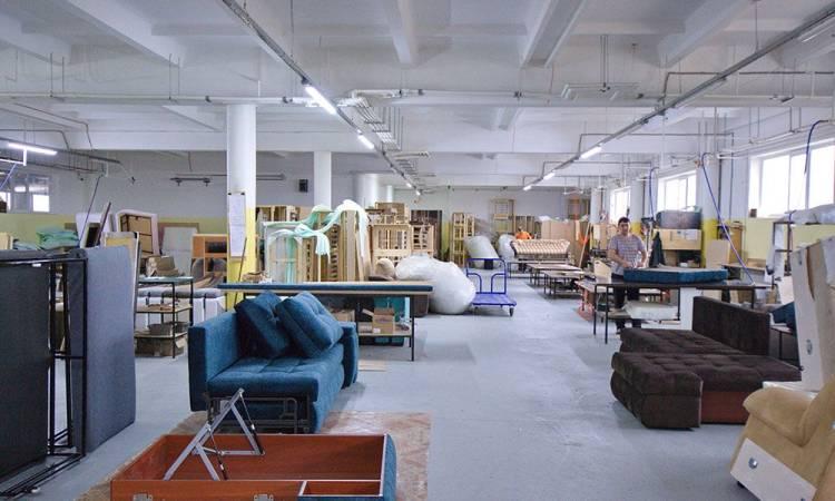 Фото фабрики «Идель»
