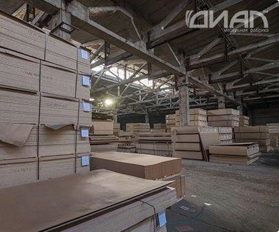 Фото фабрики Диал