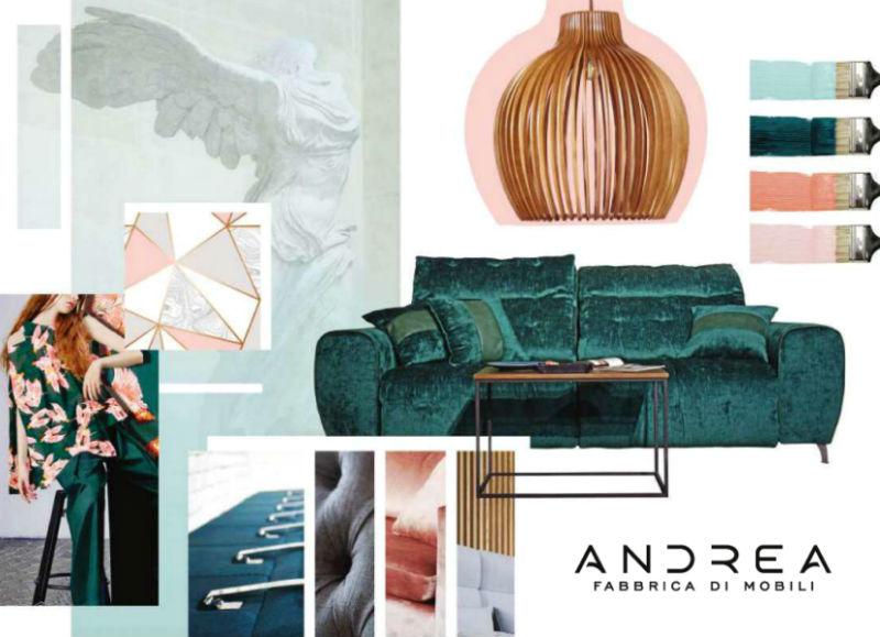 Каталог фабрики «Andrea»