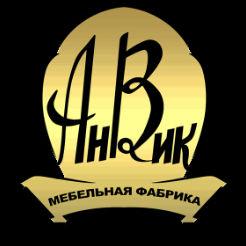 Логотип фабрики «АнВик»
