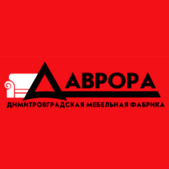 Логотип фабрики «Аврора»