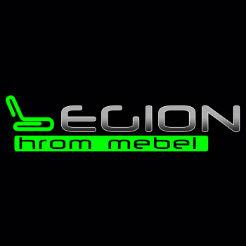 Логотип фабрики «Легион»