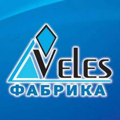 Логотип фабрики «Veles»