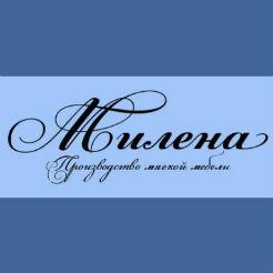 Логотип фабрики Милена