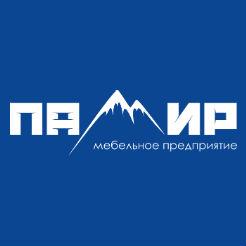 Логотип фабрики «Памир»