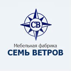 Логотип фабрики Семь ветров