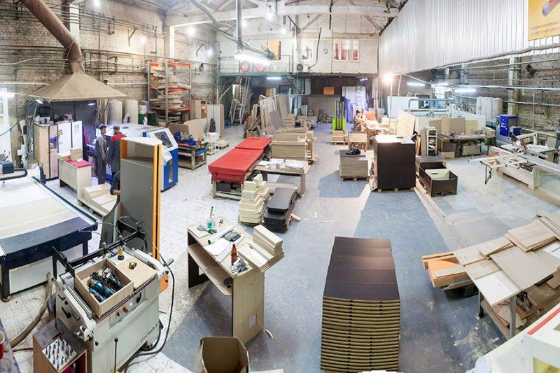 Фото фабрики «Астера»