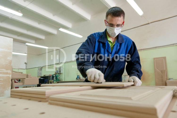 Фото фабрики «Регион 058»
