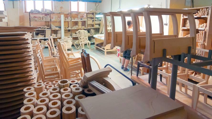 Фото фабрики «Аврора»