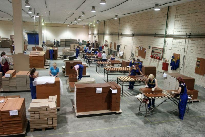 Фото фабрики «Форес»