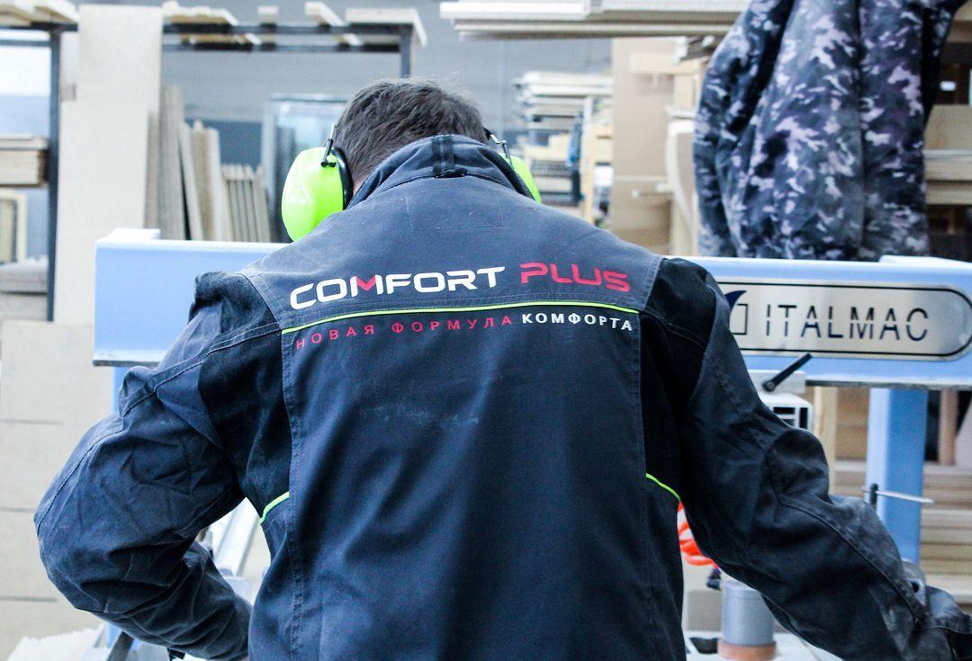 Фото фабрики «Comfort Plus»