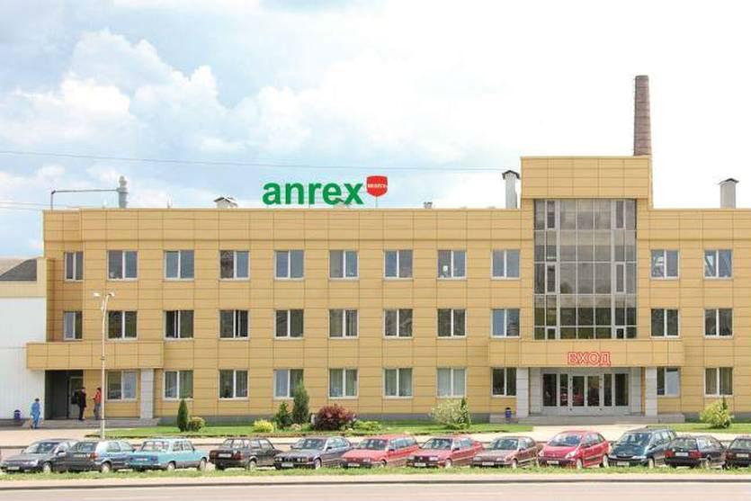 Фото фабрики Anrex