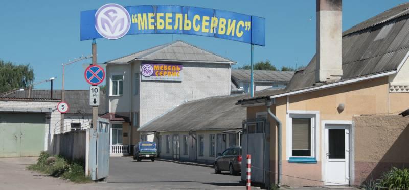 Фото фабрики Мебельсервис