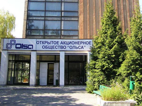 Фото фабрики Olsa
