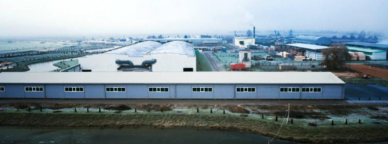 Фото фабрики Диприз
