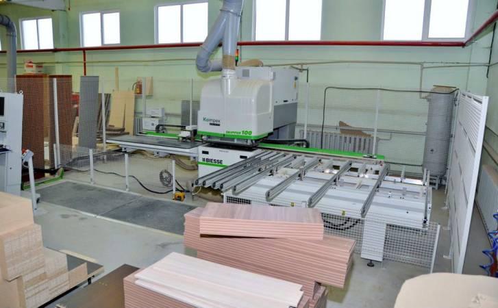Фото фабрики Корсак
