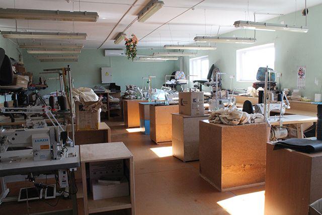 Фото фабрики Петрамебель