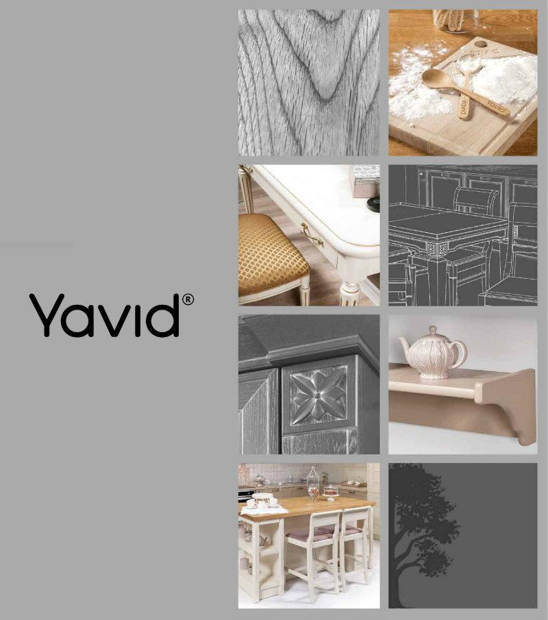 Каталог фабрики YAVID