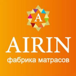 Логотип фабрики «Айрин»